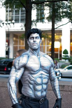 Colossus (X-Men) ~ Cos Play
