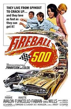 In 1966, Frankie & Annette were finally too old for beach parties & decided to hit the race track!