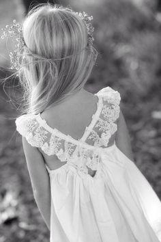 Ber ideen zu blumenm dchen auf pinterest - Blumenkinder kleider ...