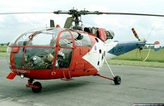 """The """"Grasshoppers"""" were a Royal Netherlands Air Force (RNLAF) helicopter display team. Sud Aviation, Planes, Netherlands, Air Force, Baby Strollers, Pilot, Aircraft, Army, Display"""
