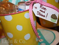 little pumpkin grace: Teacher Appreciation Week {2012} Love the Rise and Shine breakfast basket