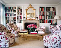 decor inspiration : lee radziwill's paris apartment