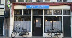Café Bern, Amsterdam | The best cheese fondue.