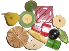 bakelite-these are clearly not all bakelite....but some are