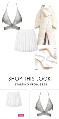 """""""Amour"""" by idaraakai ❤ liked on Polyvore featuring McQ by Alexander McQueen and Fannie Schiavoni"""
