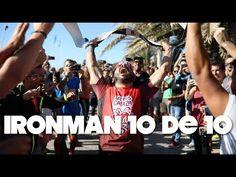 Me ha gustado este vídeo en YouTube: IRONMAN 10 DE 10