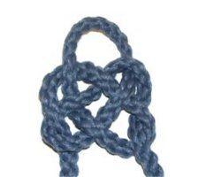 Celtic Square Knot or Box Knot