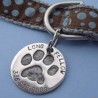 59 best tags for the designer dog images on pinterest dog id tags