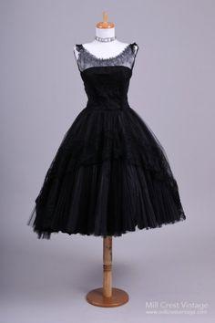 I love a good lace dress