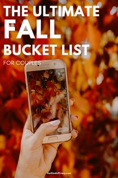 Fall Bucket List for couples. Fall can be such a romantic time of year. The leaves are changing, its time to get cozy with some apple cider and a comfy blanket, and there are some really great date activities you can do. Here are some of my favorite. Romantic Times, Most Romantic, Fun Places To Go, Things To Do At Home, Stuff To Do, Date Activities, Getting Cozy, Bucket, Fall Is Here