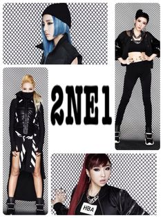2NE1. I am absolutely in love with 2ne1. They are just so unique and are just, different. I really like their comeback, and as a loyal Blackjack I shall support 2ne1 in the future.