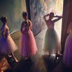 Waiting - Degas