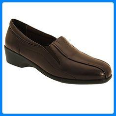 Mod Comfys Damen Halbschuhe / Schuhe / Slipper (37 EUR) (Braun) - Espadrilles für frauen (*Partner-Link)
