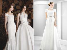 24 Effortlessly Elegant Low Profile Wedding Dresses!