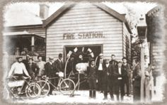 Katoomba Fire Brigade 1909