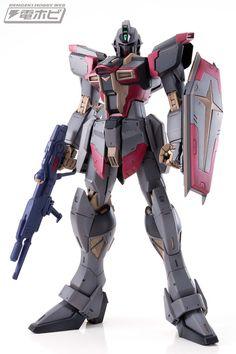 Custom Build: MG 1/100 DI Adaga Odin via Dengeki Hobby
