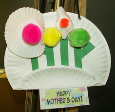 Simple Mother's Day craft