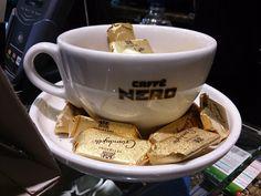 Caffe Nero Coffee Shop Visual Research