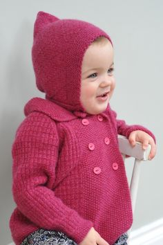 Colourful cashmere accessories from Olivier Baby and Kids