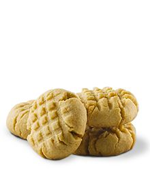 Peanut Butter Cookies Recipe with Truvía® Baking Blend