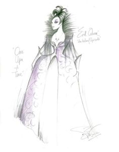 Eduardo Castro Once Upon A Time | Eduardo Castro Design Archive from Once Upon a Time - Costume for ...