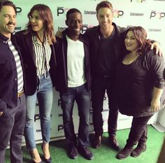 """Not only are Ventimiglia and Moore close to their adult children on the show… 