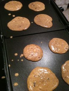 30 Days of Paleo: Pumpkin Pancakes