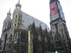 Stephansdom, Wein : St. Stephens, Vienna, Austria