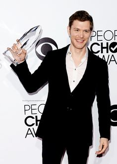 JoMo at the People's Choice Awards 2014