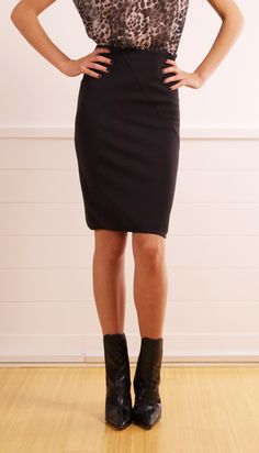 COSTUME NATIONAL SKIRT @SHOP-HERS $150