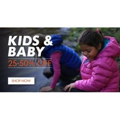 25-50% OFF Sale on Kids & Baby`s Winter Clothing @ Macpac - Bargain Bro