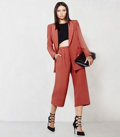 Shop Our Favorite Stylish Suits for Work and Beyond via @WhoWhatWear