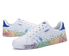 Graffiti Sports Sneakers