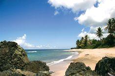 La Chata Beach on the north shore