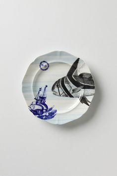 Wish I could find a melamine version - I adore ships.