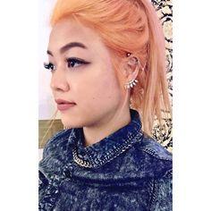 Cheveux Blorange | POPSUGAR Celebrity France
