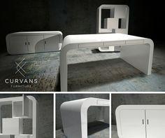 Ya sea para la tele, tus libros, decorar tu living o la oficina, nosotros ya pensamos en un Curvans diseñado para vos. Conocé nuestro catálogo completo en www.curvans.com