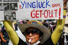 Las elecciones serán el 2 de febrero, según la Comisión Electoral que no cederá ante los manifestantes que exigen la dimisión de la primera ministra y la puesta en marcha de una serie de reformas antes de la cita en las urnas.