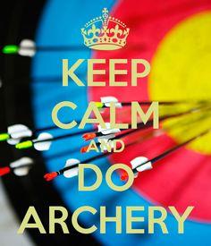 Visit an archery range
