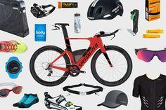 Ironman: 20 Triathlon Essentials For Men