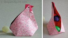 Origami Spirit, gute Tutorials