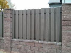 забор из клинкерного кирпича фото - Поиск в Google