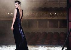 Milla Jovovich for Escada Fall Winter 2010 Ad Campaign