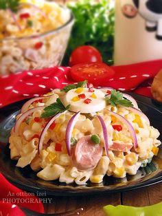 Quick Recipes, Meat Recipes, Pasta Recipes, Healthy Recipes, Cold Dishes, Tasty Dishes, Sin Gluten, Paleo, Hungarian Recipes