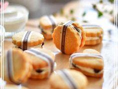 ラムレーズン・バターサンドクッキーの画像