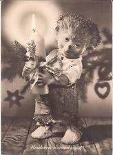 MECKI-Postkarte,Herzlichen Weihnachtsgruß