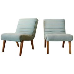 Shop slipper chairs and other antique and modern chairs and seating from the world's best furniture dealers. Antique Furniture, Modern Furniture, Fashion Art, Vintage Fashion, Slipper Chairs, American Modern, Home Renovation, Dining Bench, Accent Chairs