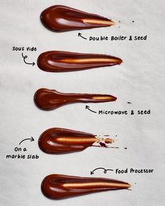 How To Temper Chocolate, Chocolate Bomb, Modeling Chocolate, Chocolate Treats, Best Chocolate, How To Make Chocolate, Making Chocolate, Melted Chocolate, How To Make Fudge