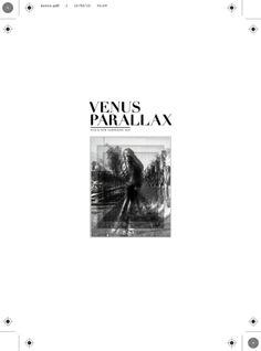 Behance :: Editing Venus Parallax