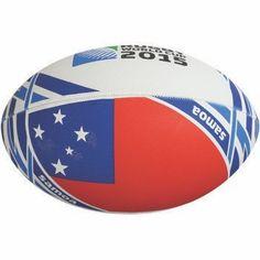 Ballon Rugby Flag Samoa RWC2015 / Gilbert